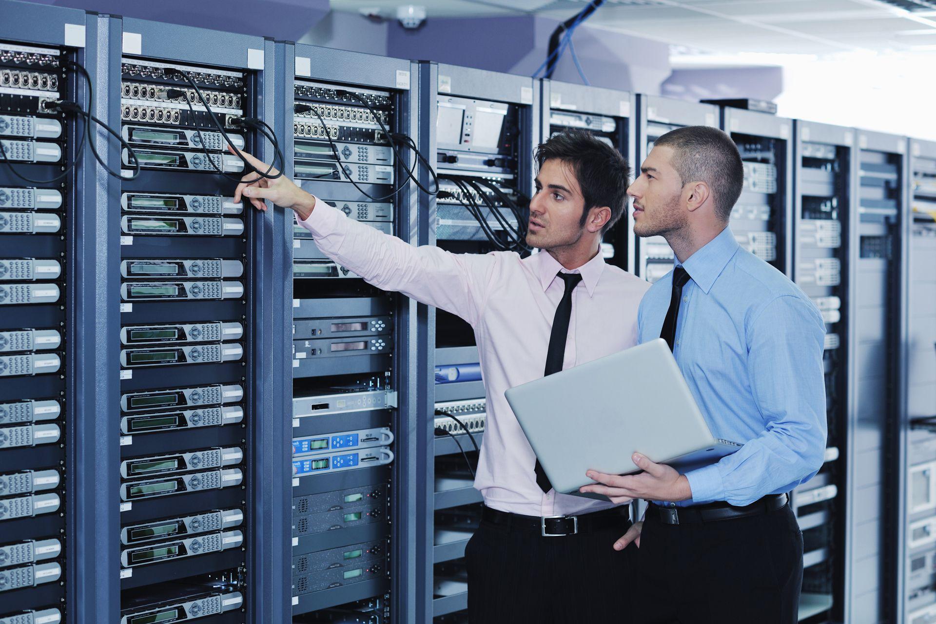 Развертывание отказоустойчивого серверного кластера